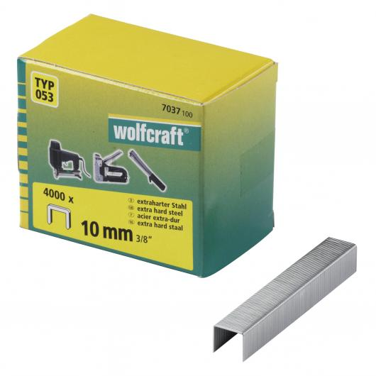 Wolfcraft 7037100 - 4000 punto dorso largo