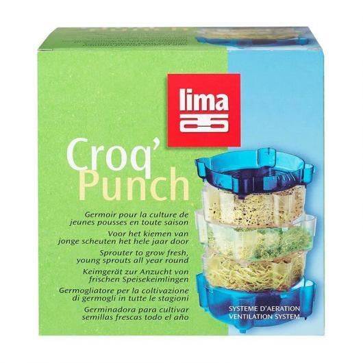 Germoir Croq'Punch, Lima