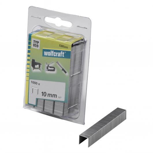 Wolfcraft 7205000 - 1000 punto dorso largo