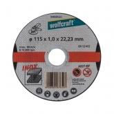 Wolfcraft 8460000 - 3 discos separadores