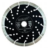 """Wolfcraft 8373000 - 1 disco de corte diamantado """"Expert Universal"""" Ø 125 x 22,2 mm"""