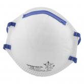 Wolfcraft 4836000 - 3 máscaras antipolvo FFP2, especialmente adecuadas para prevención antigripe, DIN EN 149:2001 + A1:2009 (CE)