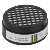Wolfcraft 4851000 - 1 filtro de recambio ABEK, DIN EN 141:2000 (CE), para semimáscara ref. n° 4850000