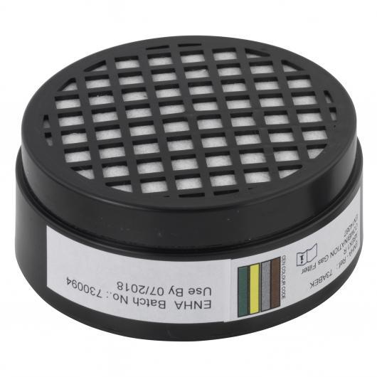 Wolfcraft 4851000 - 1 filtro di riserva ABEK