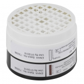 Wolfcraft 4852000 - 1 filtro de recambio A1P2, DIN EN 141:2000 (CE), para semimáscara ref. n° 4850000