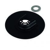 Wolfcraft 3957000 - 1 Hoja de serrar BiM Ø 100 mm