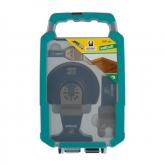 """Wolfcraft 3961000 - 1 kit de arranque de serras de vibração para laminado """"PRO"""""""
