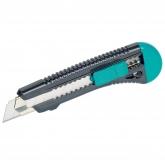 Wolfcraft 4146000 - 1 cúter de cuchillas separables Standard con guía de acero inoxidable y cuchilla de 18 mm 18 mm