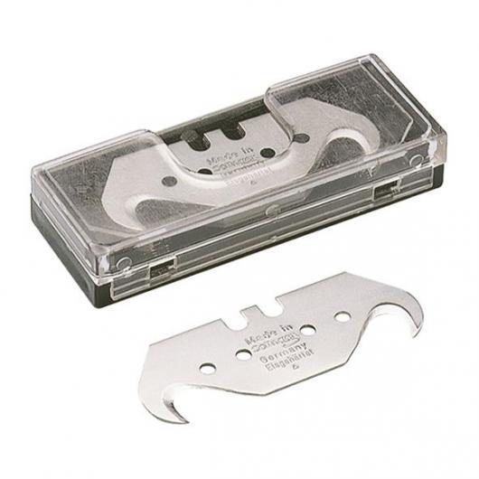 Wolfcraft 4189000 - 5 lame professionali ad uncino