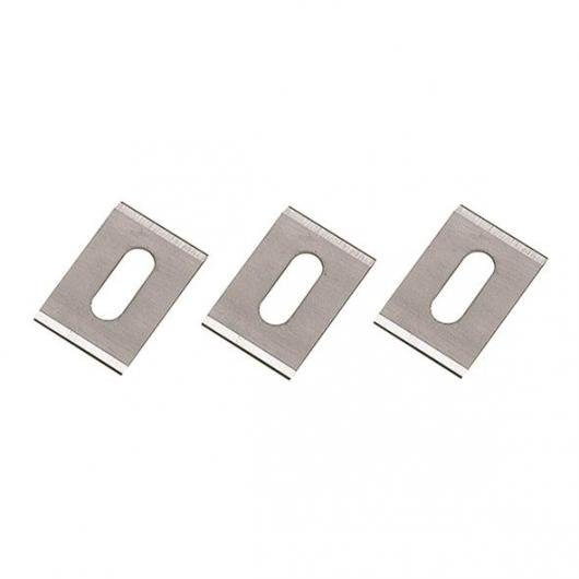 Wolfcraft 4310000 - 3 lame di ricambio per tagliabordi