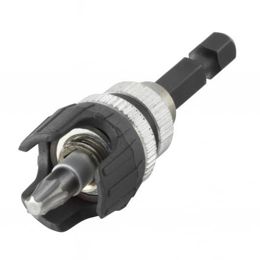 Wolfcraft 6961000 - 1 porte-embout magnétique