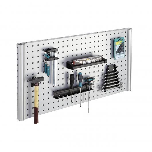 Wolfcraft 6085000 - 1 panel porta-herramientas 960 x 500 mm