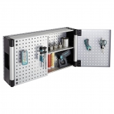 Wolfcraft 6086000 - 1 armário em painel perfurado