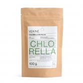 Chlorella biológica em pó Vekiné, 100 g