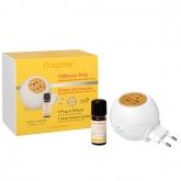 Difusor eléctrico com citronela BIO anti-mosquitos, Florame