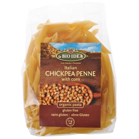 Maccarronis de Pois Chiches et Maïs La Bio Idea, 250 g