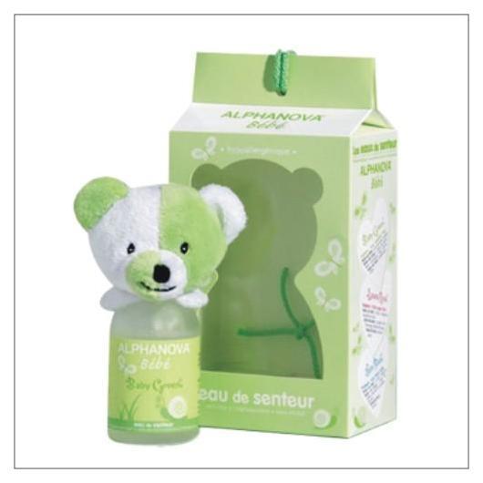 Profumo per Bambini Unisex - baby Green Alphanova 100 ml