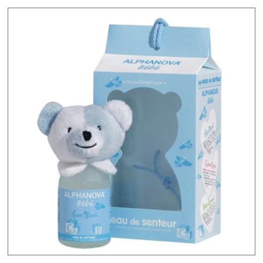Profumo per Bambino - Tom Blue Alphanova 100 ml.