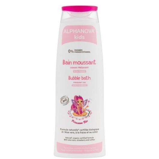 Espuma de baño Alphanova  Princesa 250 ml.