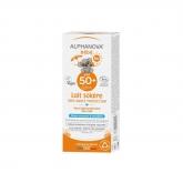 Protector Solar Bebé SPF 50+ Alphanova 50 ml.
