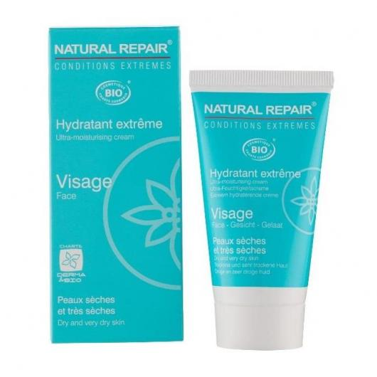 Crema Facial  Alphanova Reparadora 50 ml.