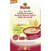 Papilla BIO de musli +6 meses Holle, 250 g