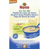 Papilla BIO de copos de avena +4 meses Holle, 250 g