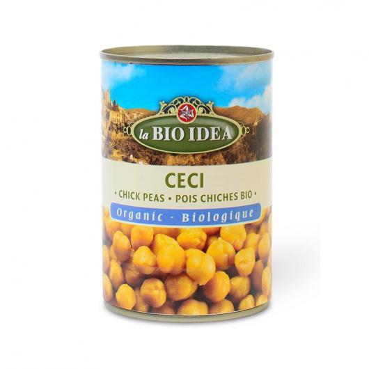 Pois Chiches La Bio Idea, 400 g