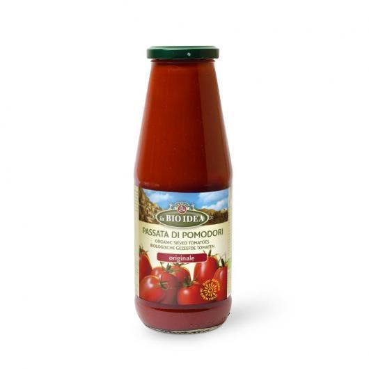 Tomate pelado en lata La Bio Idea, 400 g