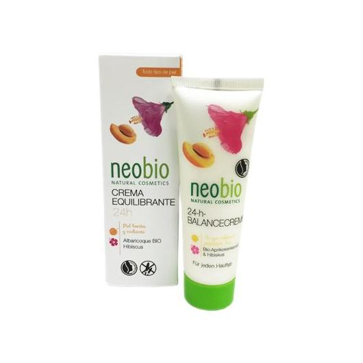 Crema equilibrante 24 ore Neobio, 50 ml