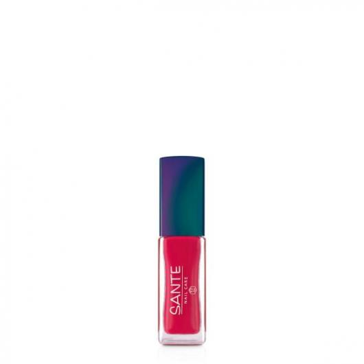 Vernis à Ongles Coral Pink nº21 Sante, 7 ml