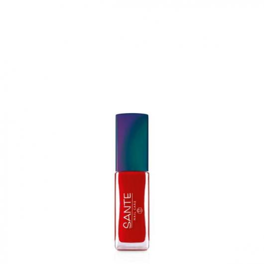 Esmalte de Uñas Poppy Red nº22 Sante, 7ml
