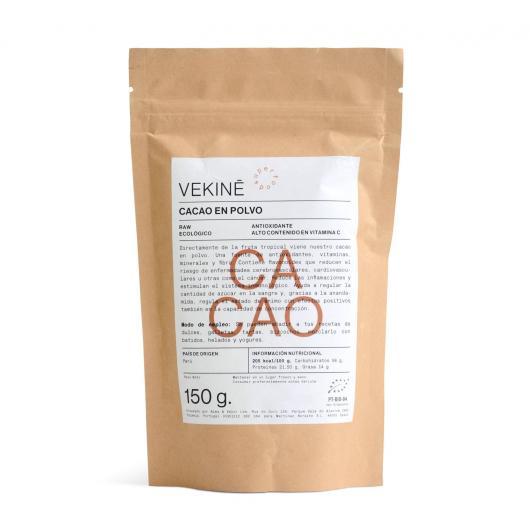 Cacao in polvere ECO Vekiné, 150 g