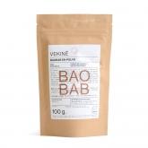 Baobab biológico em pó Vekiné, 100 g