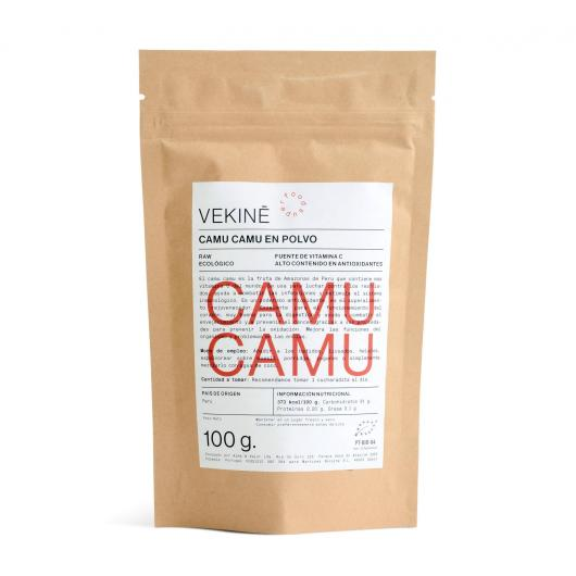 Camu camu in polvere BIO Vekinè, 100 g