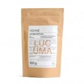 Lúcuma biológico em pó Vekiné, 100 g