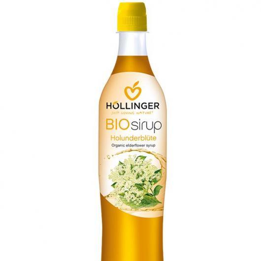 Jus Concentré de Fleur de Sureau Bio Hoellinger 700 ml