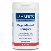 Mega Complesso Minerale Lamberts, 90 compresse