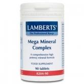 Mega Mineral Complex Lamberts, 90 comprimés