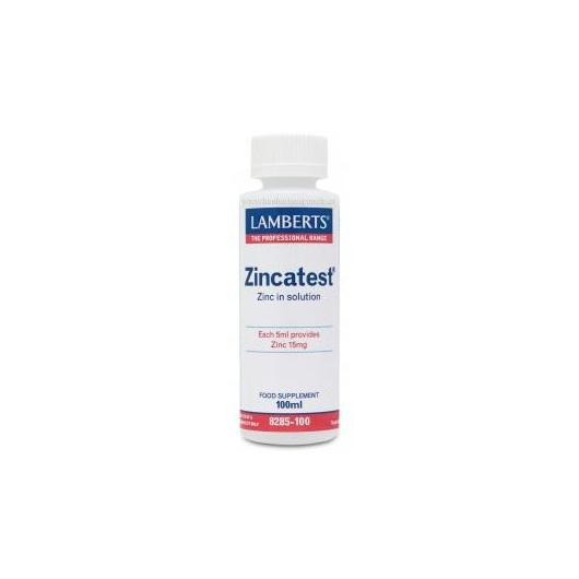 Zincatest® Lamberts, 100 ml