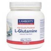 L-Glutamina in polvere Lamberts, 500 g