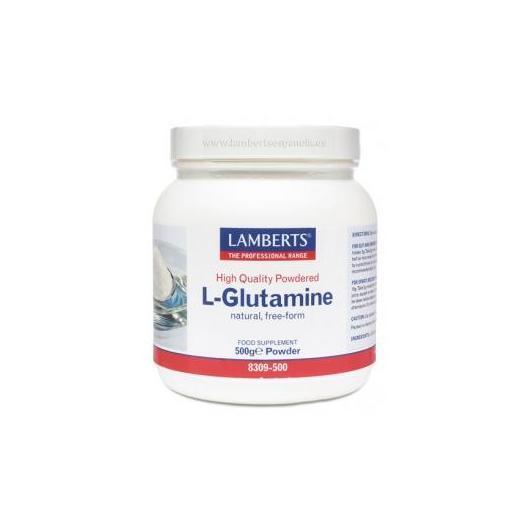 L-Glutamine en Poudre Lamberts, 500 g