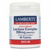 Lactose Complex 200 mg Lamberts, 60 comprimés