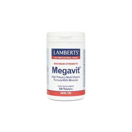 Megavit Lamberts, 120 tabletas