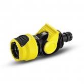 Accoppiatore per tubi flessibili con regolazione Karcher