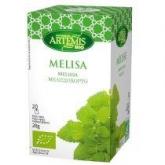 Melisa Artemis, 20 bustine