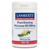 Olio Enotera di Primula Puro 500 mg, 180 compresse
