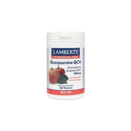 Glucosamina QCV Lamberts, 120 compresse