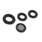 Kit 3 anelli a tenuta antistagna più filtro adattore di rubinetto Karcher