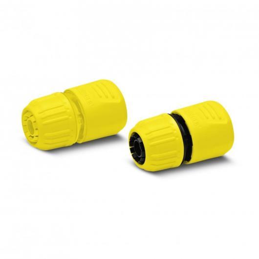 Accoppiatore per tubi flessibili set 1/2